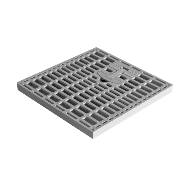 Pit grating with handle /200x200, 300x300/