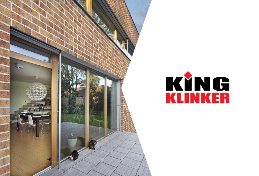 Ķieģeļflīzes King Klinker