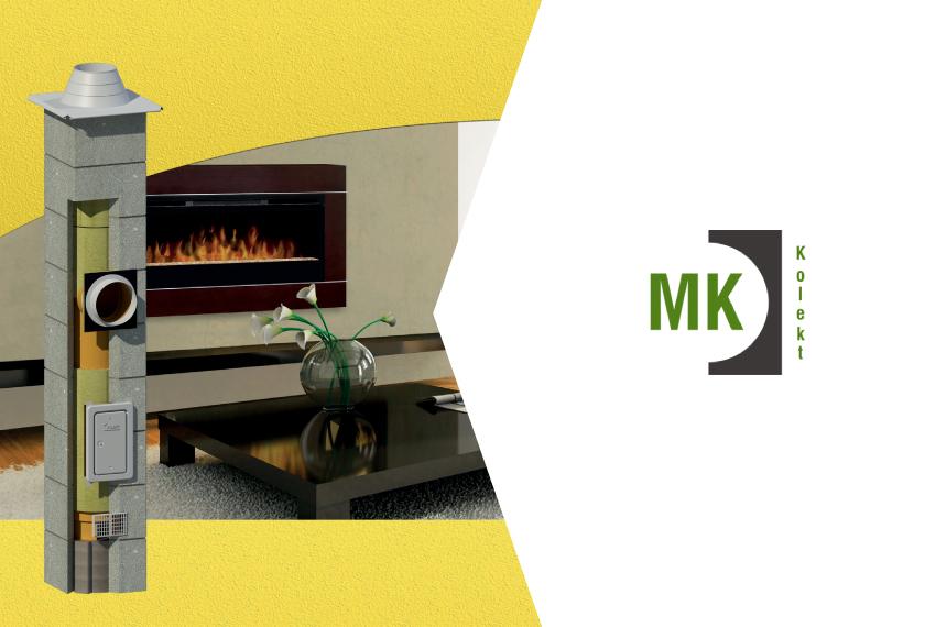 Dūmvadi MK Kolekt. Vācu keramikas dūmvadu sistēmas.