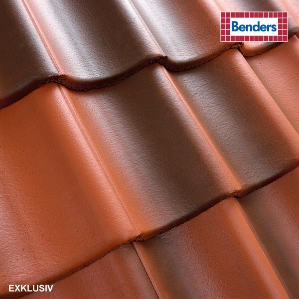 Tile red/brown, 0100 29