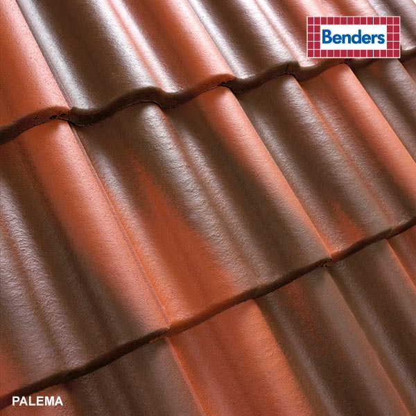 Tile red/brown, 0200 29