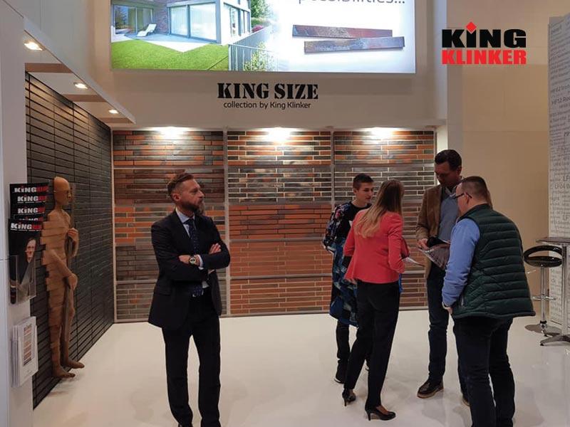 King Klinker King size