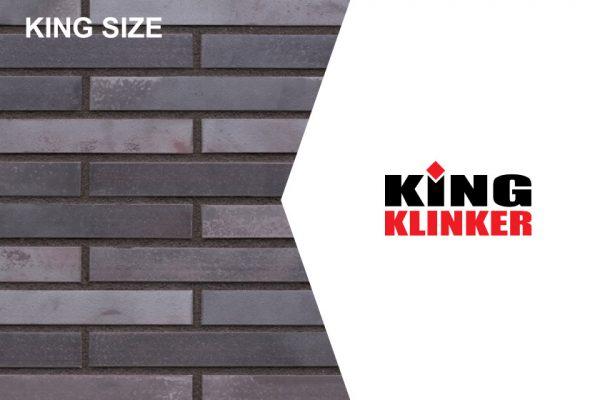 Ķieģeļflīzes King Klinker King Size Vinteko