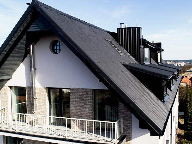 Eternit jumta segums - pārbaudīta kvalitāte par pieejamu cenu.