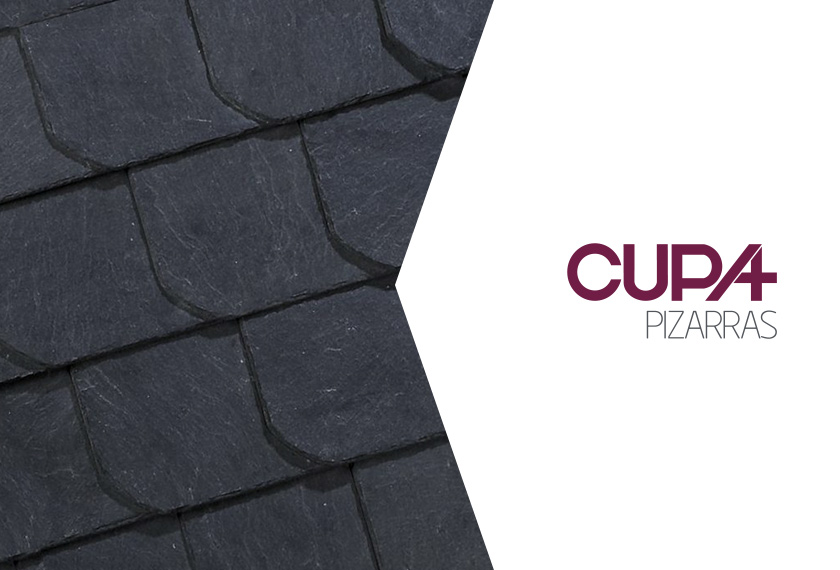Natural roofing slates CUPA