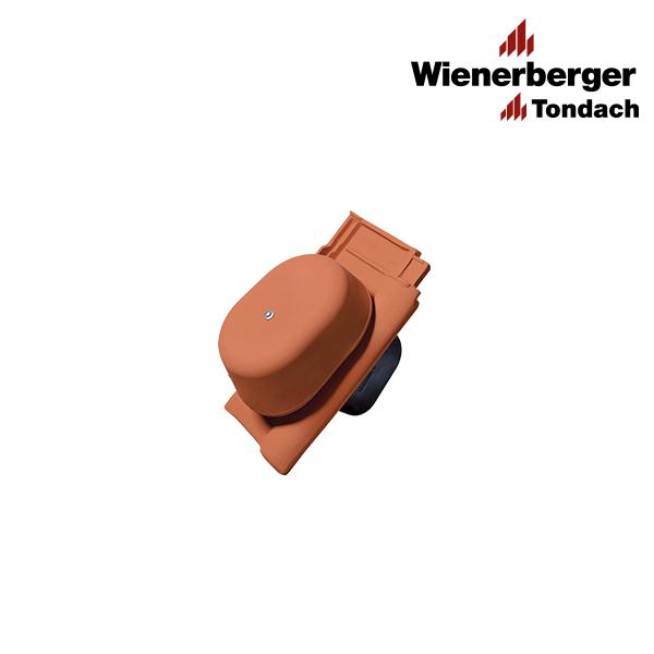 Ventilācijas izvada komplekts, 125 mm