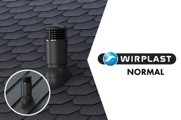 Vinteko. Wirplast Normal ventilācijas izvadi. Katalogs.