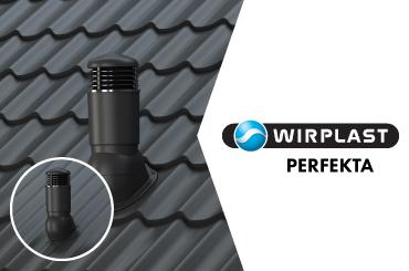 Vinteko. Wirplast Perfekta ventilācijas izvadi. Katalogs.