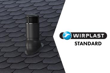 Vinteko. Wirplast Standard ventilācijas izvadi. Katalogs.
