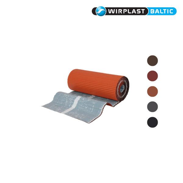 Butyl sealing tape ROLLKOM, 0.3x5 m